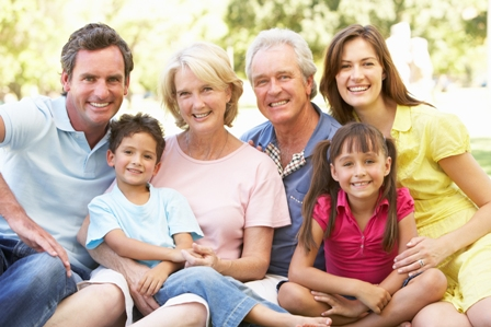 Get professional medical treatment for the whole family.