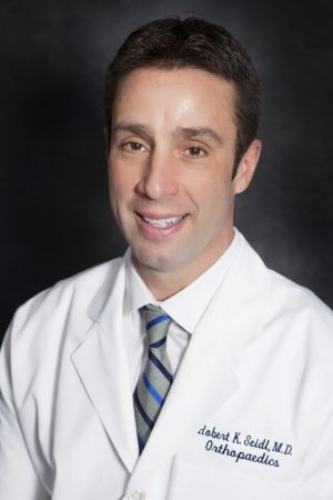 Dr. Seidl, Orthopedic Director